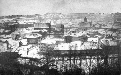 Cтарый Вильнюс