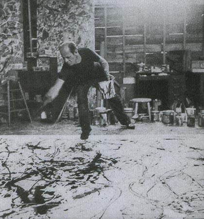 Джексон Поллок, 1950 г.